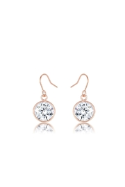 Wild Lilies Jewelry  Rose Gold Earrings - Product Mini Image