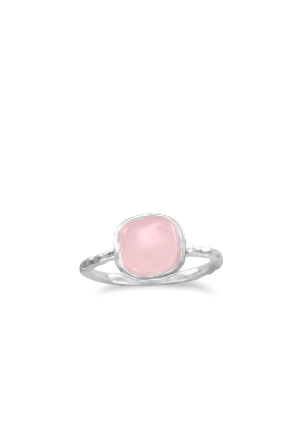 Wild Lilies Jewelry  Rose Quartz Ring - Main Image