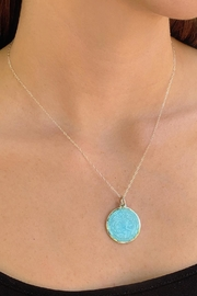 Wild Lilies Jewelry  Saint Christopher Necklace - Product Mini Image
