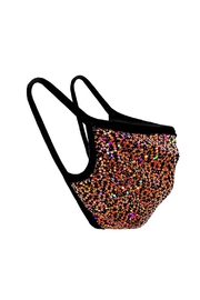 Wild Lilies Jewelry  Sequin Face Mask - Product Mini Image