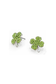 Wild Lilies Jewelry  Shamrock Stud Earrings - Product Mini Image