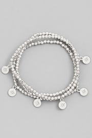 Wild Lilies Jewelry  Silver Bracelet Set - Product Mini Image
