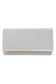 Wild Lilies Jewelry  Silver Envelope Clutch - Product Mini Image