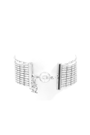 Wild Lilies Jewelry  Silver Layered Bracelet - Side cropped