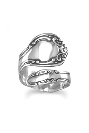 Wild Lilies Jewelry  Silver Spoon Ring - Product Mini Image