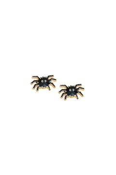 Wild Lilies Jewelry  Spider Stud Earrings - Product List Image