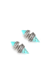 Wild Lilies Jewelry  Spike Double Stud - Product Mini Image