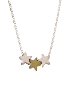 Shoptiques Product: Star Collar Necklace