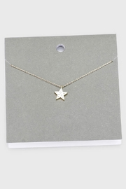 Wild Lilies Jewelry  Star Pendant Necklace - Product Mini Image