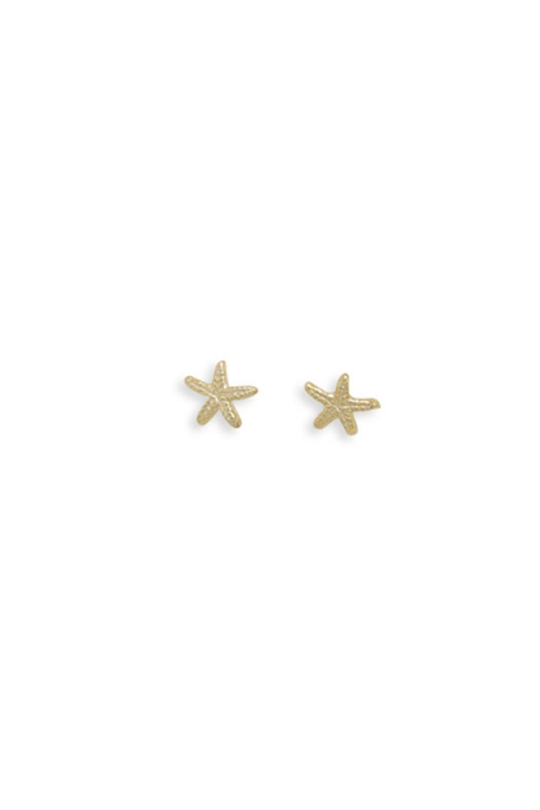 Wild Lilies Jewelry  Starfish Stud Earrings - Main Image