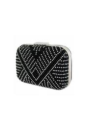 Wild Lilies Jewelry  Studded Silver Clutch - Product Mini Image