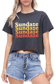 Wild Lilies Jewelry  Sundaze Crop Top - Product Mini Image