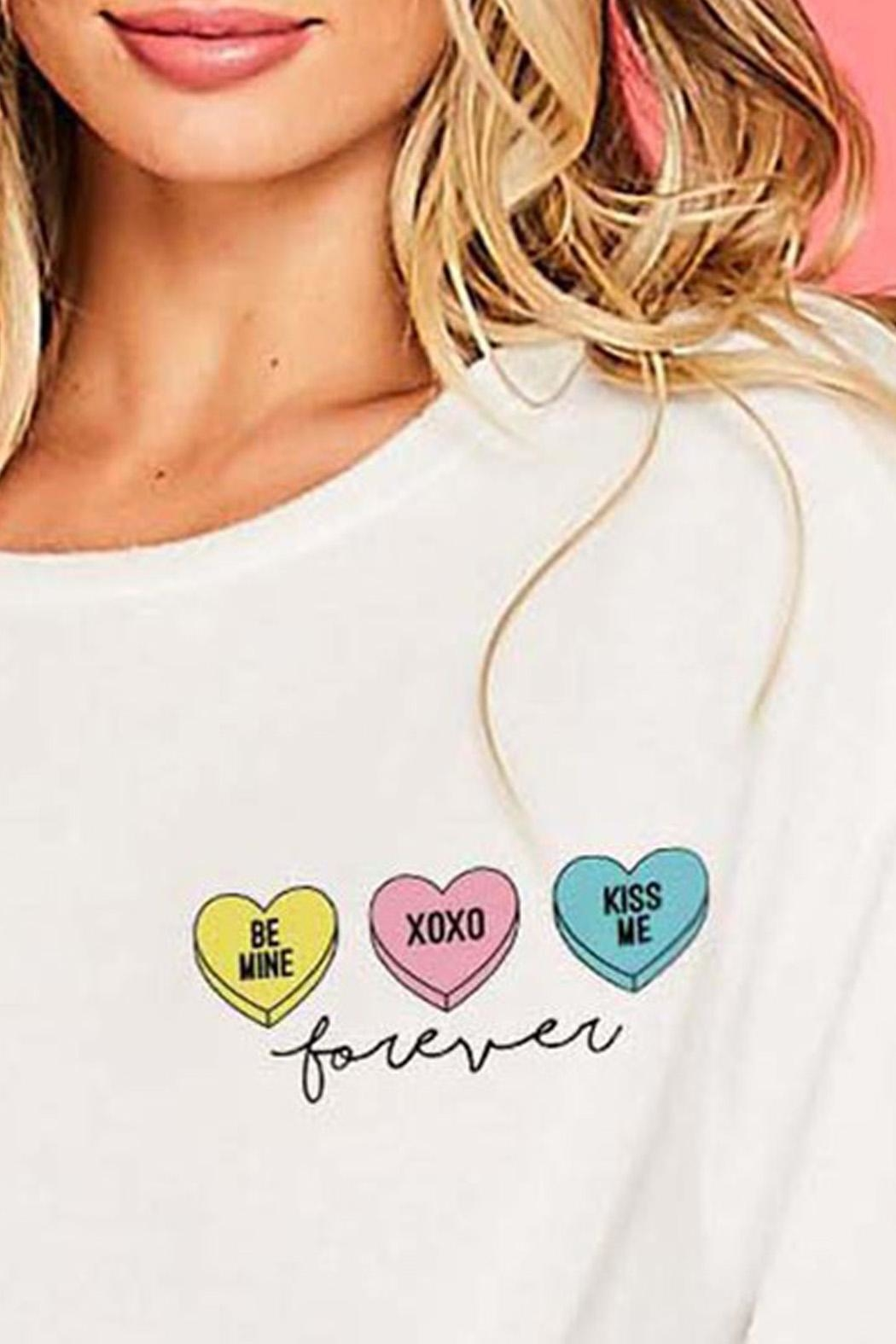 Wild Lilies Jewelry  Sweethearts Forever Top - Front Full Image