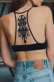 Wild Lilies Jewelry  Tattoo Racerback Bralette - Product Mini Image
