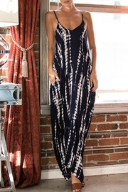 Wild Lilies Jewelry  Tie-Dye Maxi Dress - Product Mini Image