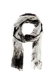 Wild Lilies Jewelry  Tie Dye Scarf - Front cropped