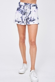 Wild Lilies Jewelry  Tie Dye Shorts - Product Mini Image