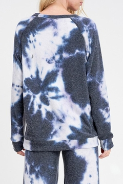 Wild Lilies Jewelry  Tie Dye Sweater - Alternate List Image