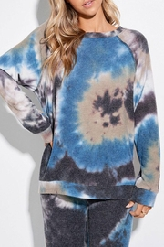 Wild Lilies Jewelry  Tie Dye Sweater - Product Mini Image