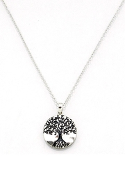 Wild Lilies Jewelry  Tree Pendant Necklace - Product Mini Image