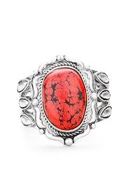 Wild Lilies Jewelry  Tribal Coral Bracelet - Product Mini Image