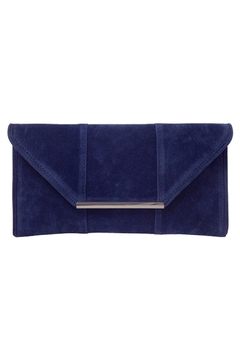 Shoptiques Product: Velvet Envelope Clutch