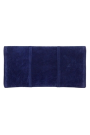 Wild Lilies Jewelry  Velvet Envelope Clutch - Front full body