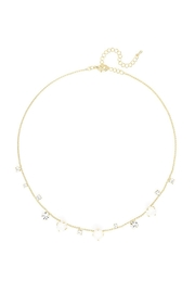 Wild Lilies Jewelry  White Opal Necklace - Product Mini Image
