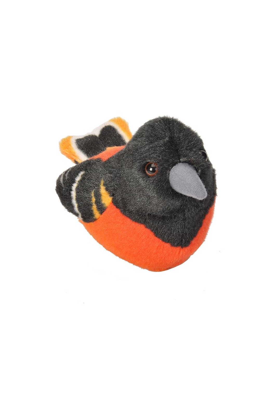 Wild Republic Baltimore Oriole Stuffed Animal - Main Image
