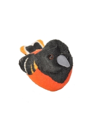 Wild Republic Baltimore Oriole Stuffed Animal - Front cropped
