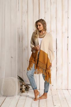 Shoptiques Product: Wilde Heart Poncho