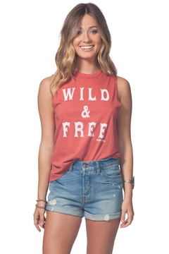 Rip Curl Wilder Muscle Tee - Product List Image