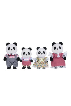 Calico Critters Wilder Panda Family - Product List Image