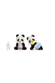 Calico Critters Wilder Panda Twins - Front cropped