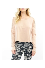 Saltwater Luxe Wildest Dream Pullover - Product Mini Image