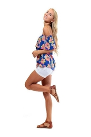 All For Color Wildflores Nina Ruffle - Front full body