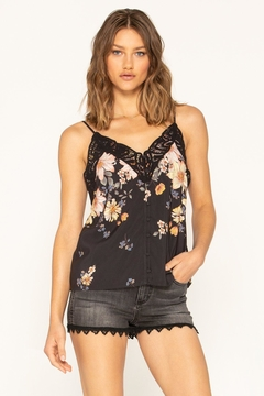 Miss Me Wildflower Cami - Product List Image