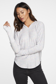 Chaser Wildflower Cozy Raglan Pullover - Product Mini Image