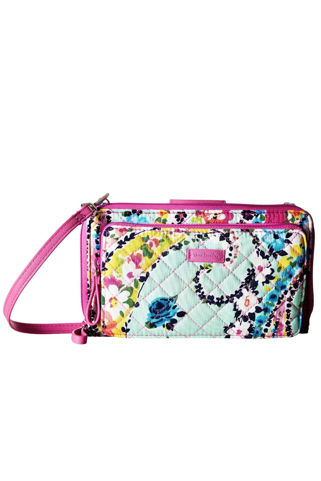 Vera Bradley Wildflower Paisley All-Together - Front Cropped Image