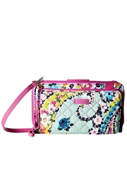 Vera Bradley Wildflower Paisley All-Together - Front cropped