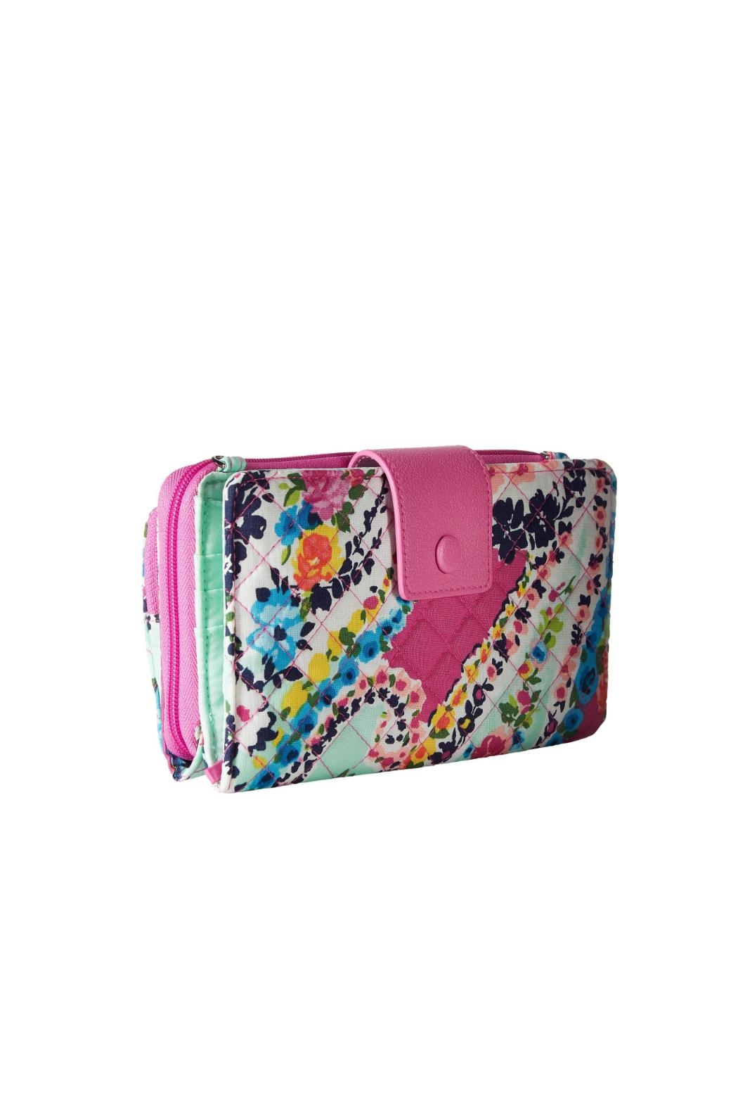 Vera Bradley Wildflower Paisley All-Together - Front Full Image