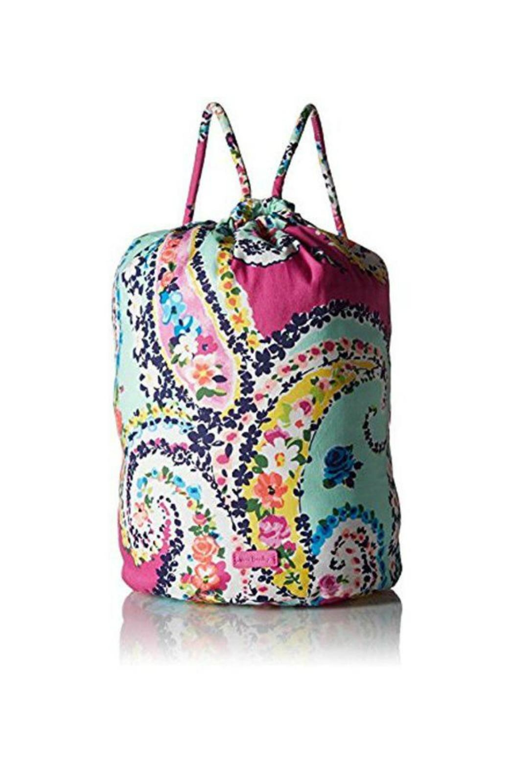 Vera Bradley Wildflower Paisley Ditty Bag From Kentucky By