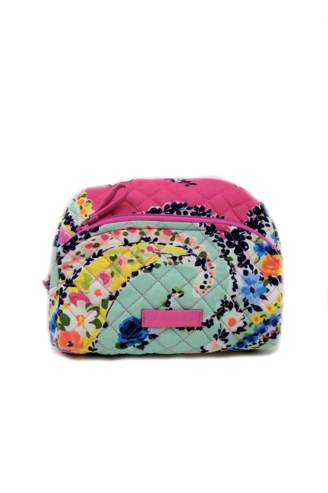 Vera Bradley Wildflower Paisley Medium-Cosmetic - Main Image