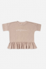 Rylee & Cru Wildflower Peplum - Product Mini Image