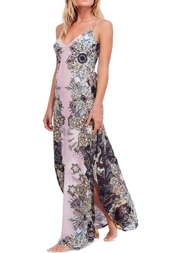 Shoptiques Product: Wildflower Print Maxi