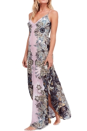 Free People Wildflower Print Maxi - Product Mini Image