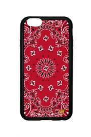 Wildflower Cases Bandana Iphone 6/6S Case - Front cropped