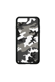 Wildflower Cases Black Camo Case - Front cropped