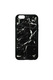 Wildflower Cases Black Marble Case - Front cropped