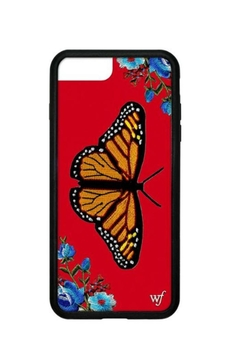 Shoptiques Product: Butterfly Iphone Case